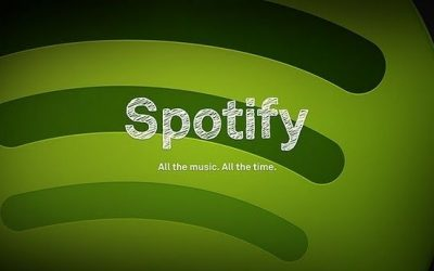 We have Spotify!